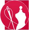 Änderungsschneiderei Tübingen - Logo