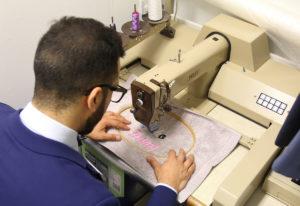 Textilbeschriftung