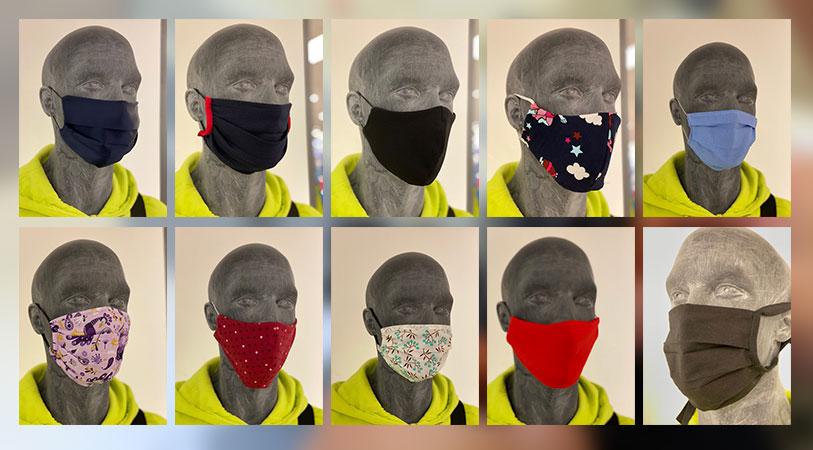 Mund Nasen Schutzmaske